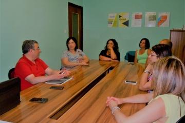 incontri di parent training presso la sede di Salerno della Fondazione MAC insieme